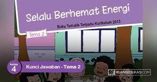Try the suggestions below or type a new query above. Kunci Jawaban Buku Siswa Tematik Kelas 4 Tema 2 Selalu Berhemat Energi Ruang Edukasi