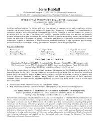 Federal Resume Example Cryptoave Com