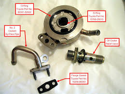 DIY engine oil cooler - Page 2 - Toyota Nation Forum : Toyota Car ...