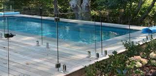 scenik glass pool fencing