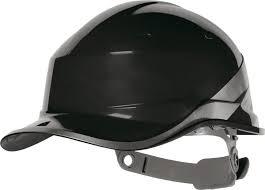 <b>Защитная каска</b> из ABS BASEBALL DIAMOND V черная - купить ...