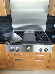 modern gas stove top. Wolf Stove Tops With Modern 36 Gas Custom Sealed Burner Rangetop 4 Burners And Griddle Design Top E