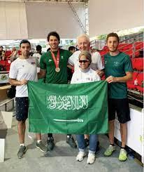 حسين علي رضا يحقق أول ميدالية للسعودية في رياضة التجديف - صحيفة الأيام  البحرينية