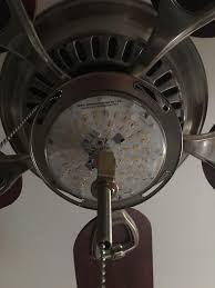 need help identifying this type of light yes i m not experienced with ceiling fan lights the harbor breeze ceiling fan light went out in my al
