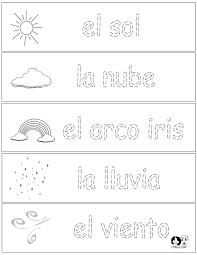 Spanish Animals Worksheet - Checks Worksheet