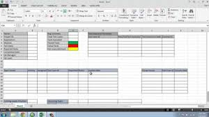 Test Execution Report Template In Excel | Professional And High ...