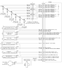 engine wiring information c4 4 and c6 6 engines for caterpillar illustration 2 g02043574 schematic