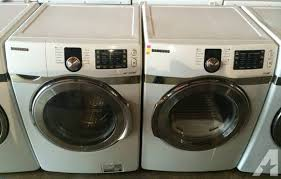 samsung steam washer and dryer. Unique And Samsung Front Load Washer Kitchen Appliances For Sale In Sacramento  California  Buy And Sell Stoves Ranges Refrigerators Classifieds  To Samsung Steam Washer And Dryer A