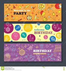 Birthday Boy Banner Design Banner Or Template Design For Musical Party Celebration