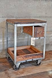 antique bar cart. Wooden Bar Cart Designs Homesfeed Antique