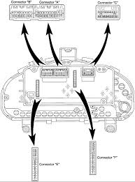 lexus rx i need the wiring diagram for in connector on a  graphic