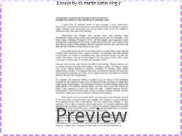 essays by dr martin luther king jr homework academic writing  essays by dr martin luther king jr essay when informing americans across
