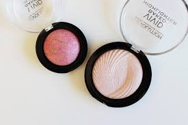 makeup revolution haul first impressions baked blush highlighter candramyee