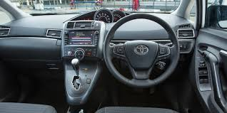 Toyota Verso Specifications | carwow