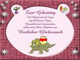 Glückwünsche Zum Geburtstag Kindergarten Spr252che Lustige