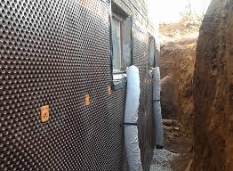 wet basement waterproofing new best exterior basement waterproofing diy new basement and tile