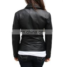 cowhide sheepskin napa goatskin leather jacket leather jacket high class leather