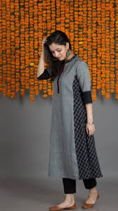 New Pakistani Kurta Design Beautiful Cotton Kurta With Detailing Kurta Designs Women