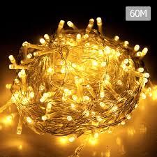 Warm Led Tree Lights 500 Led Christmas String Lights Warm White