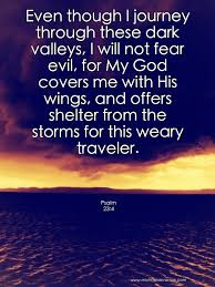 Bible Quotes About Shelter