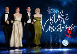 irving berlin s white christmas at curve