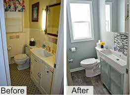 Bathroom Remodel Gallery Delectable Budget Small Bathroom Renovation Architecture Home Design