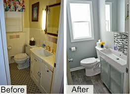 Bathroom Remodel Small Delectable Budget Small Bathroom Renovation Architecture Home Design