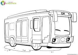 20 Beste Bus Kleurplaat Win Charles