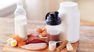 here s what 30 grams of protein looks like