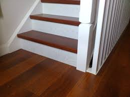 vinyl stair nose how to end laminate flooring at stairs stair nosing home depot