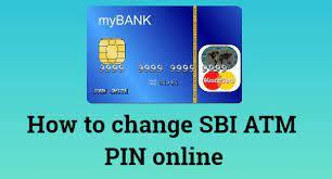 reset forgot sbi debit card pin