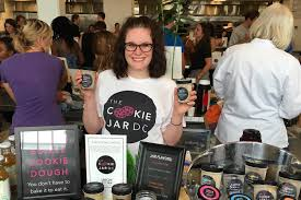 The Cookie Jar Dc Beauteous The Cookie Jar DC This Woman Makes And Sells Edible Cookie Dough