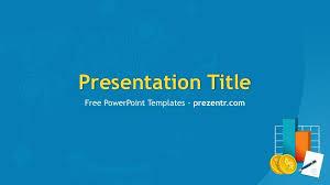 Powerpoint Financial Free Financial Services Powerpoint Template Prezentr Ppt