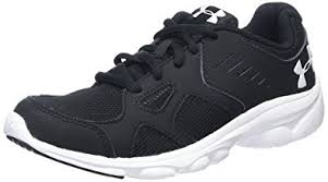 under armour boys shoes. under armour boys\u0027 bgs pace running shoes, black (black), 3 child boys shoes h
