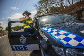 A day in the life of traffic policeman   Queensland Times