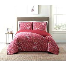 red velvet quilt king style set size bedding grey duvet cover sham quilted bag