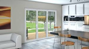 ideas folding patio doors cost or bi fold glass doors exterior cost images design ideas 79