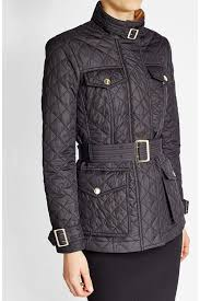 Burberry Quilted Jacket with Belt black women,burberry trench coat ... & Burberry Quilted Jacket with Belt black women,burberry trench coat cheap,retail  prices ... Adamdwight.com