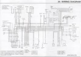 motorcycle wire schematics  bareass choppers motorcycle tech pages 03 vtx 1300 schematic