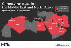 Ministry of municipal affairs with other ministries, health care associations (e.g. Coronavirus In The Middle East And North Africa A Country By Country Guide Middle East Eye