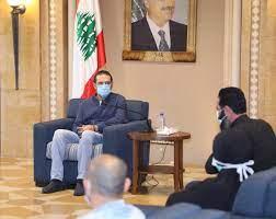 "Saad Hariri on Twitter: ""استقبل الرئيس سعد الحريري وفداً من أهالي شهداء  ومفقودي عبارات الموت التي انطلقت من #طرابلس بطرق غير شرعية، واستمع منهم إلى  ما يعانون منه من مآس ومشاكل في"