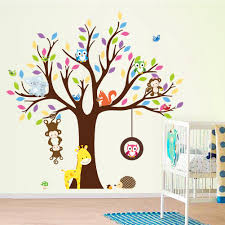 Kids Bedroom Wall Decor Online Get Cheap Monkey Wall Decor Aliexpresscom Alibaba Group