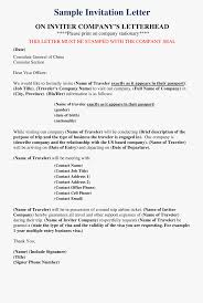 Company Formal Letter Templates At Main Image Business