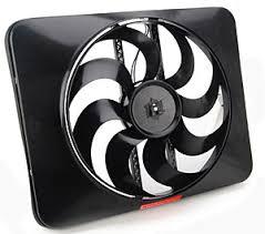 flex a lite 188 black magic x treme electric puller fan out flex a lite 188