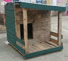 Pallet Dog House: Build Your Own! Pallet Sheds, Pallet Cabins, Pallet Huts