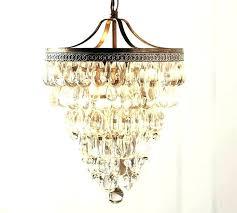 chandeliers pottery barn clarissa chandelier crystal drop round unique image clariss