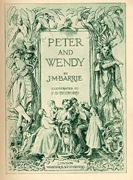 who is peter pan based on and why do you think he is the angel of  who is peter pan based on and why do you think he is the angel of