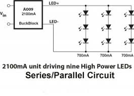wiring leds correctly series parallel circuits explained series parallel circuit diagram a voltage of 12vdc