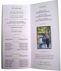 Sample Of 50th Birthday Party Program 50th Anniversary Program Sample