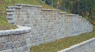 Small Picture Segmental retaining wall beautifuldesigninfo